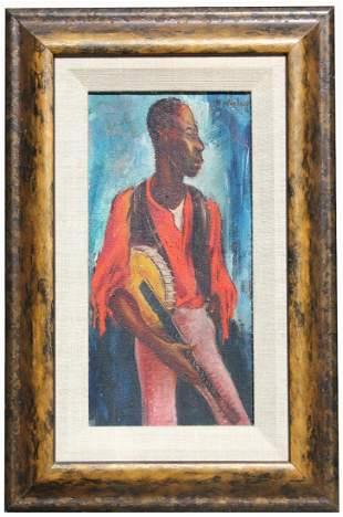 Hale Aspacio Woodruff (GA, NY, France, 1900 - 1980)