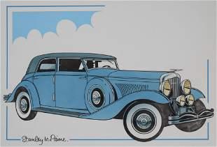 Stanley Paine B 1934 1935 Duesenberg