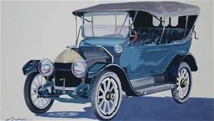 Robert Seabeck B 1945 1912 Classic Six