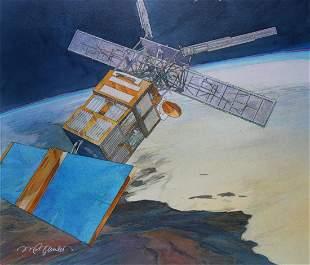 Mark Schuler B 1951 European Remote Satellite