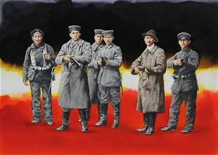 Paul Chris Calle Europe Fragments in War