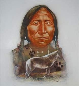 Hodges Soileau B 1943 Lone Wolf