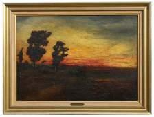 Ralph Albert Blakelock (1847 - 1919)