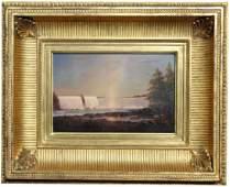 "William R Davis (B. 1952) ""Artist View of Niagara"""