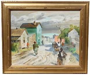 "Loran Wilford (1893 - 1972) ""Newtown, Sarasota"""