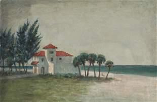 Edward Leonard (NY/Florida, 1901 - 1968)