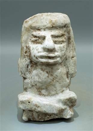 Post-Classic Maya Figure - Mexico, ca. 800-1000 AD