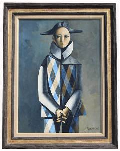 Dulio (Dube) Barnabe (Italy, 1914-1961)