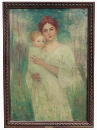 George Henry Taggart (NY, Utah, 1865 - 1924)