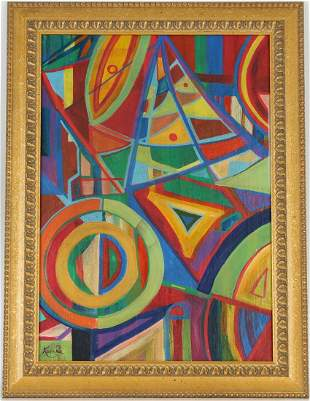 Attr. Frantisek Kupka (1871 - 1957)