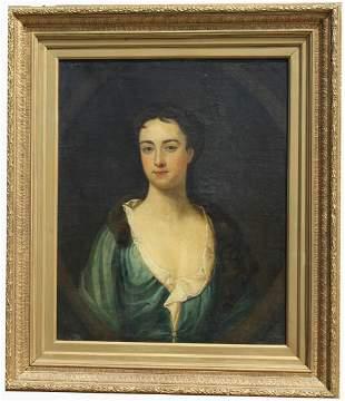 18th C. Manner of Sir Godfrey Kneller