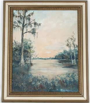 Edmund Bruce (E.B.) Stowe (Florida, 1895 - 1995)