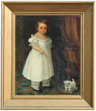 Attr Joseph Whiting Stock (MA, 1815 - 1855)