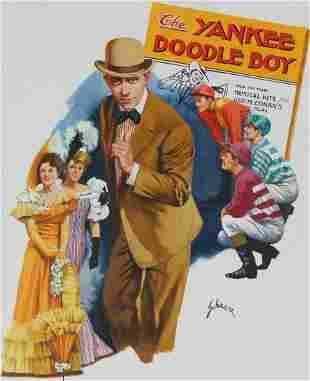 """Harry Schaare (1922 - 2008) """"Yankee Doodle Boy"""""""