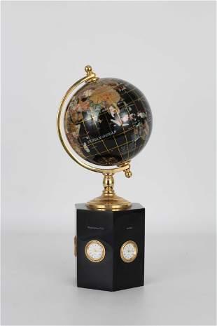 Tourist Globe/World Clock