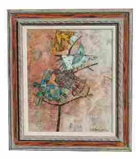 Graciela Rodo Boulanger (Bolivia/France, b. 1935)