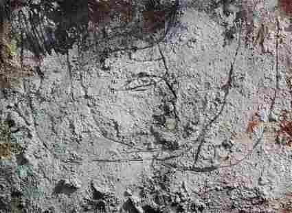 "Jamali (American, B.1944) ""Grand Voyage"" Fresco"