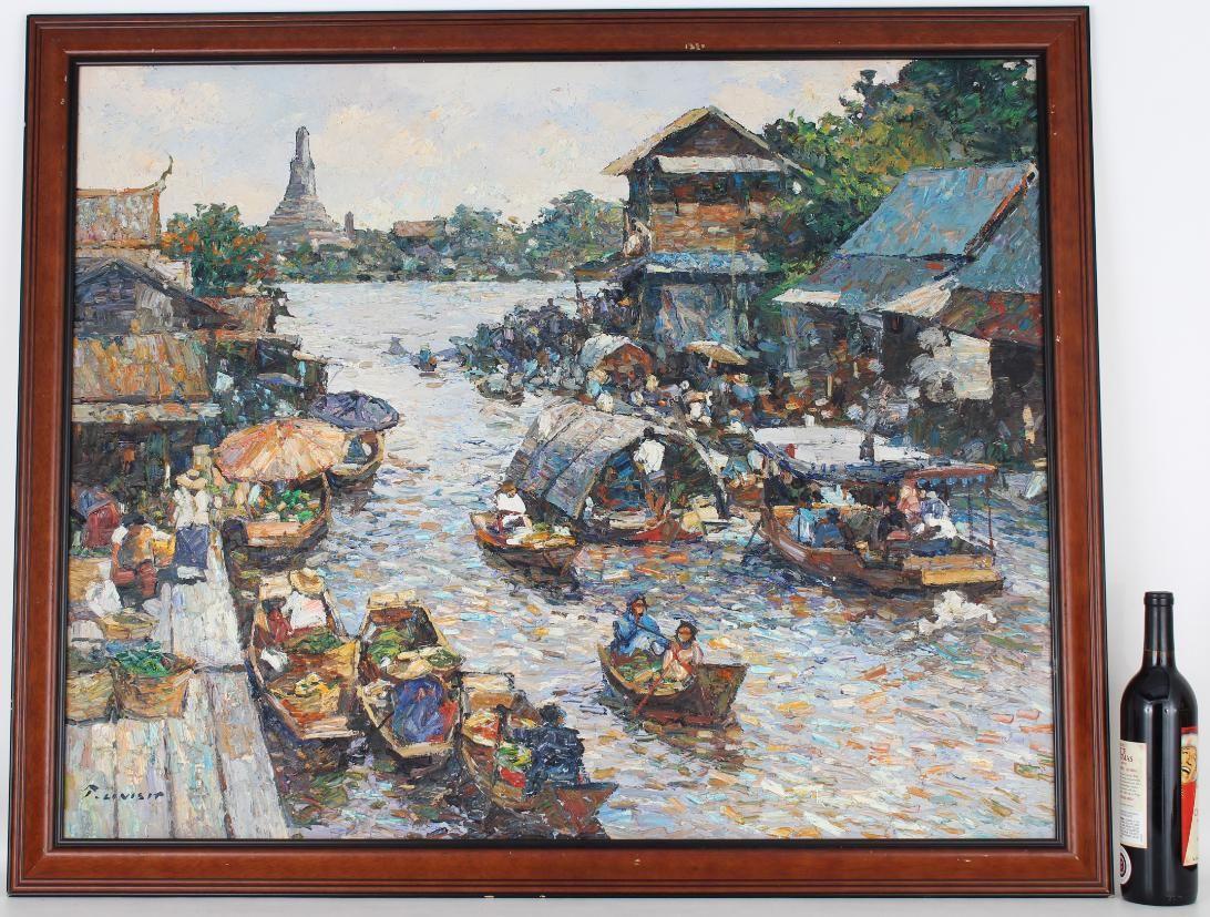 Patamares Livisit (Thailand, 20th C.)