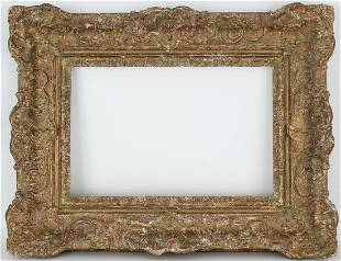 20th C. Carved Giltwood Frame