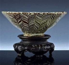 An Extremely Rare Song Dynasty JiaoTai DouLi Bowl.