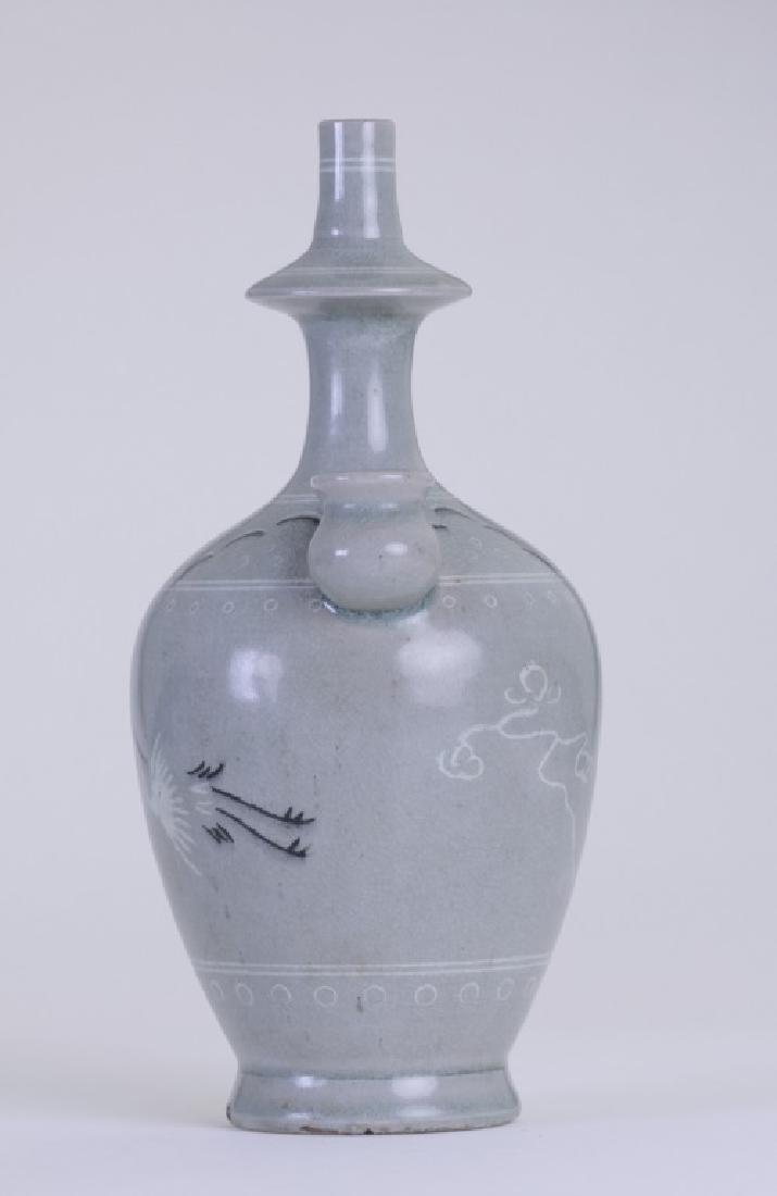 An elegant Chinese hand washing pitcher - 3