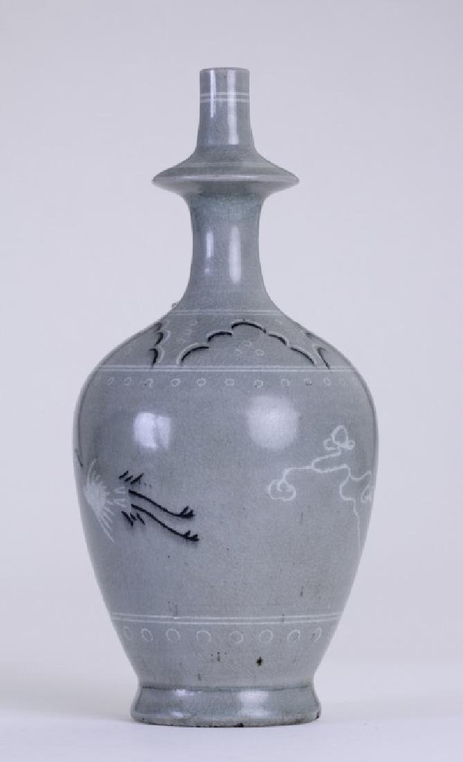 An elegant Chinese hand washing pitcher - 4