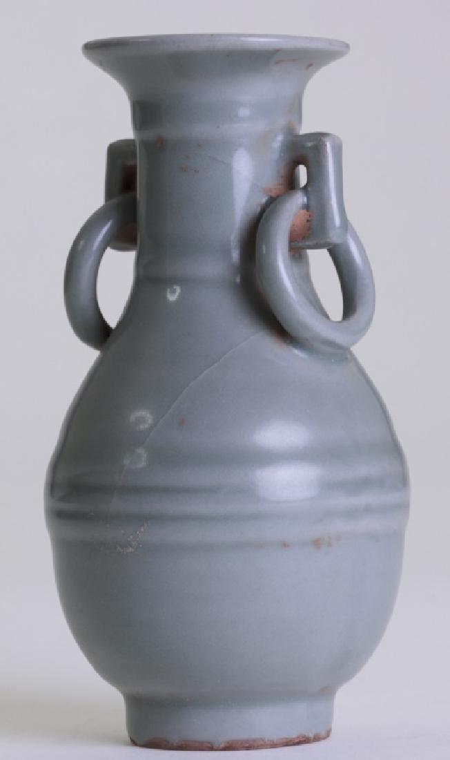 A nice Chinese ceramic Ru kiln vase - 4