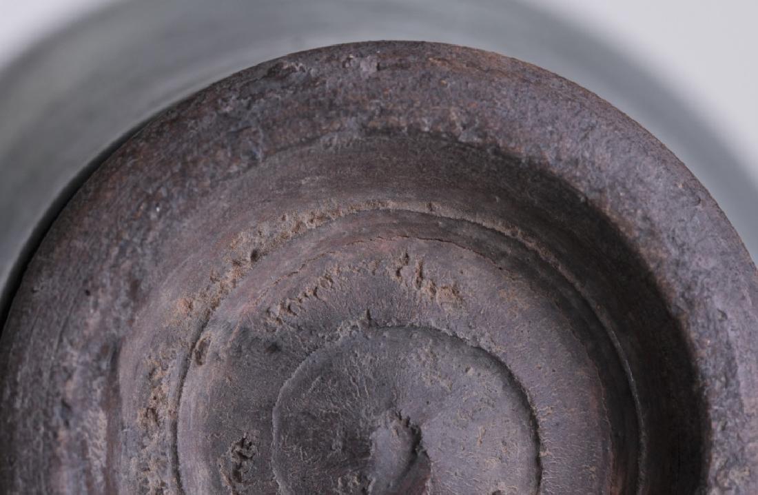 A rare Chinese Jun kiln Mei Ping vase - 9
