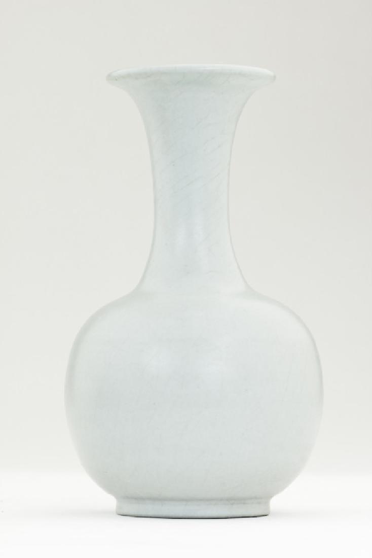 A nice Chinese Ru kiln ceramic vase