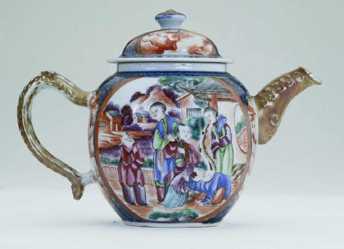 A superb Chinese Qianlong teacup