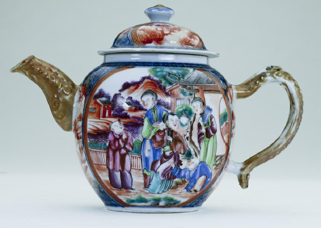 A superb Chinese Qianlong teacup - 2