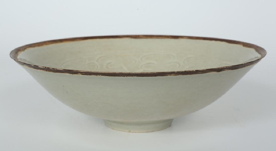 An amazing Chinese Song dynasty Ding Yao bowl