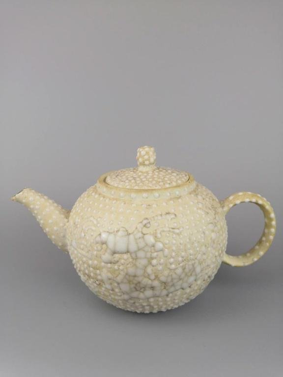 A NICE CHINESE QING DYNASTY TEAPOT