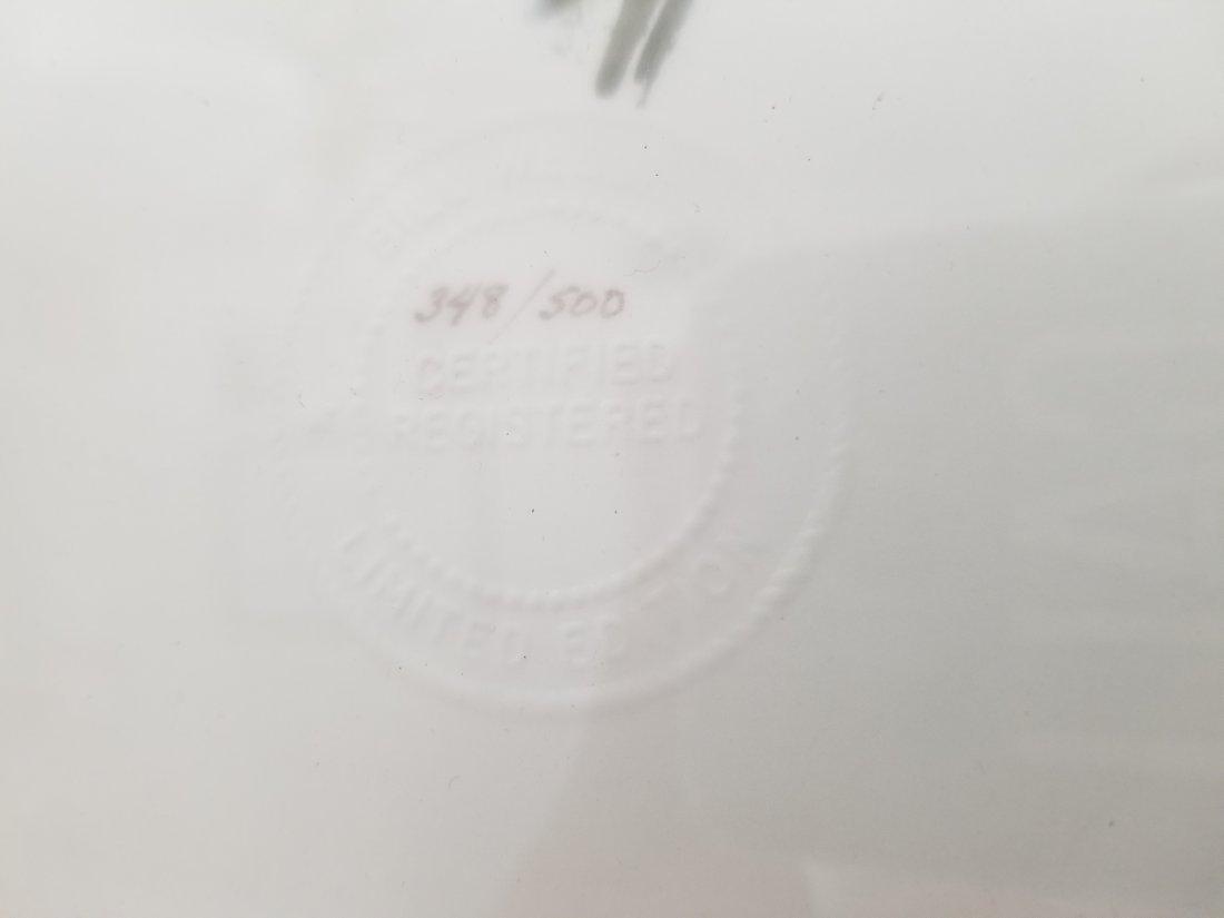 Bill Wesling Original Print Signed-Numbered-Stamped - 5