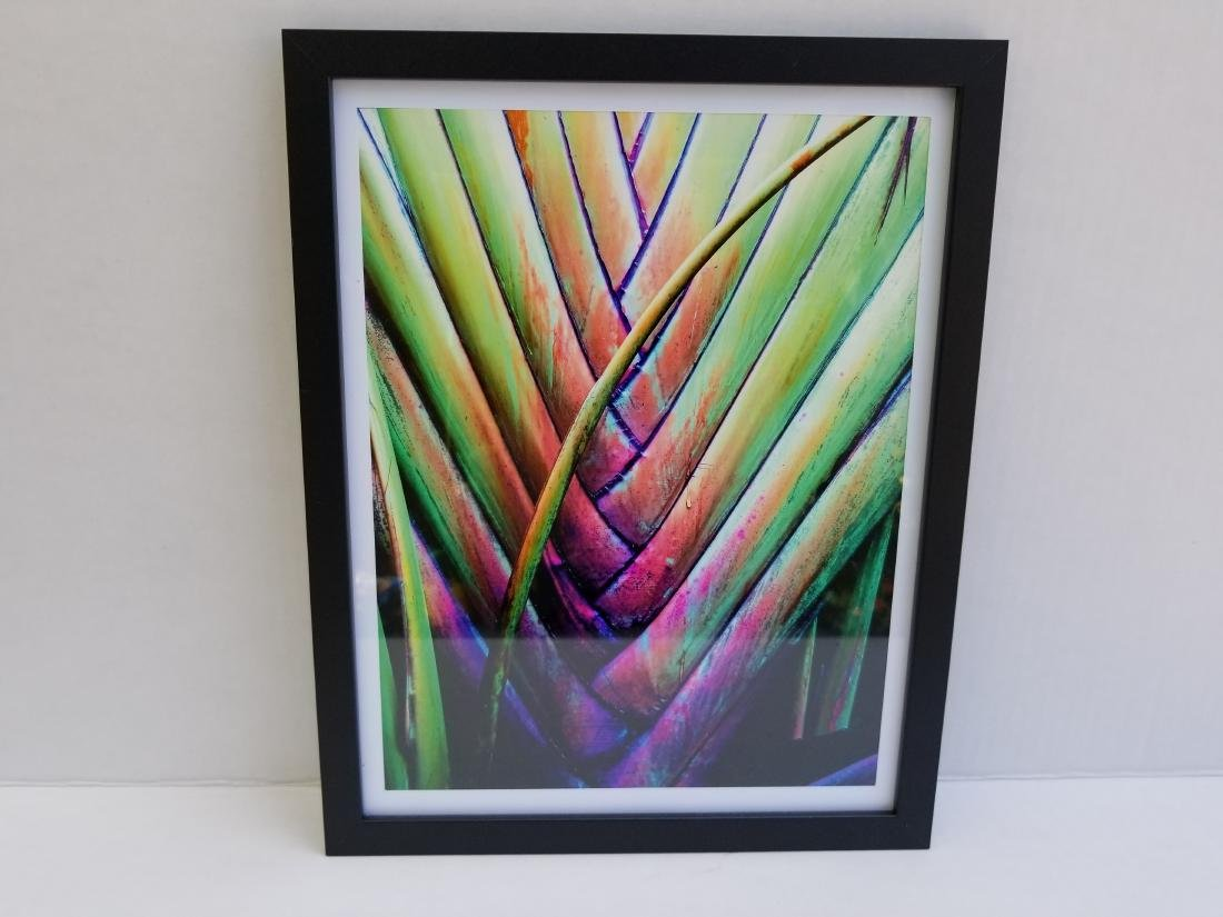 Original Color Abstract Picture Signed & Stamped