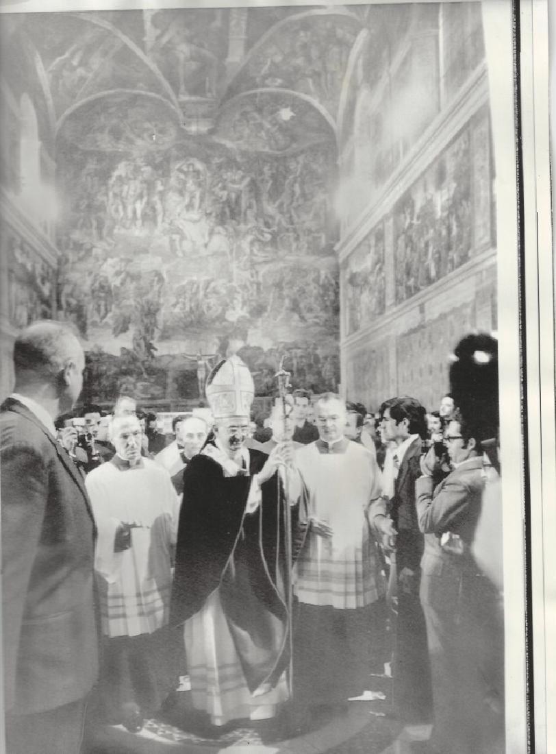 1974 Pope Paul VI