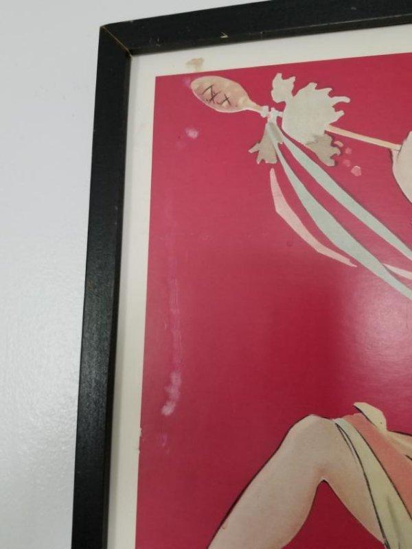 European Vintage Poster - 4