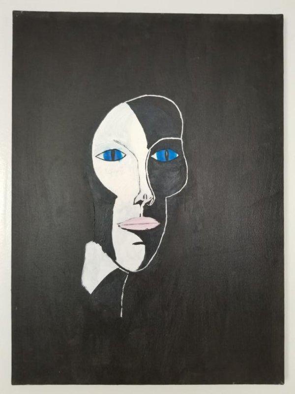 Contemporary Abstarct  Art Painting