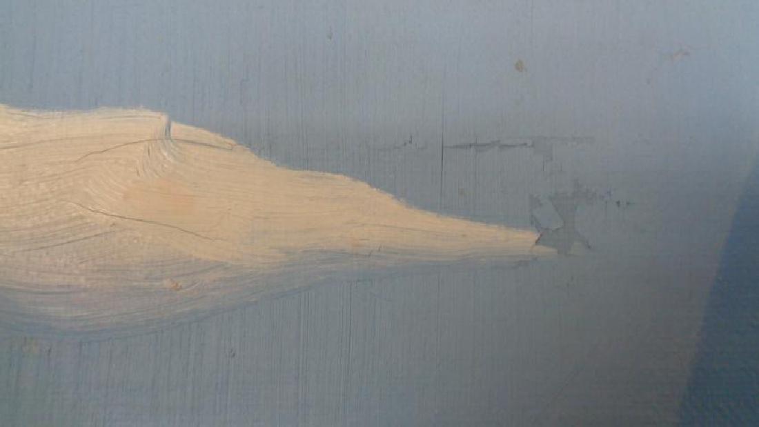 Original Rob E Olson Painting Signed. - 4