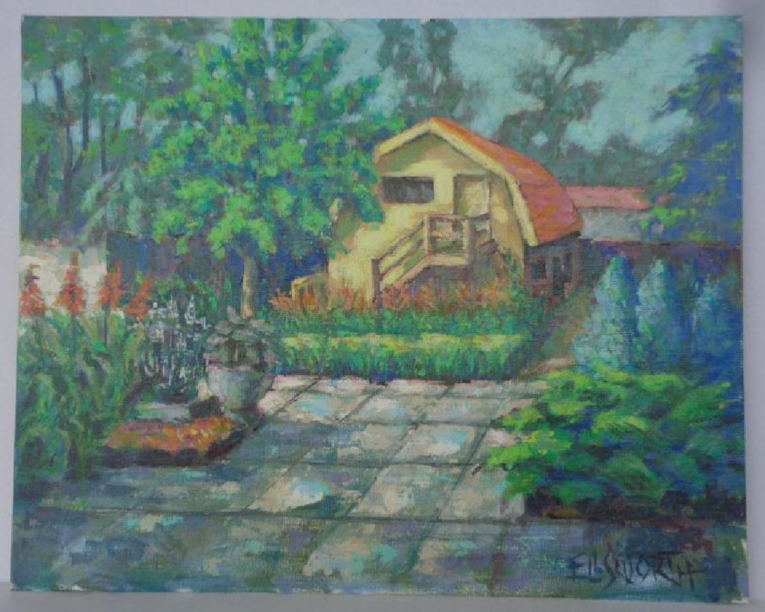 Original Oil Painting on Board- Signed