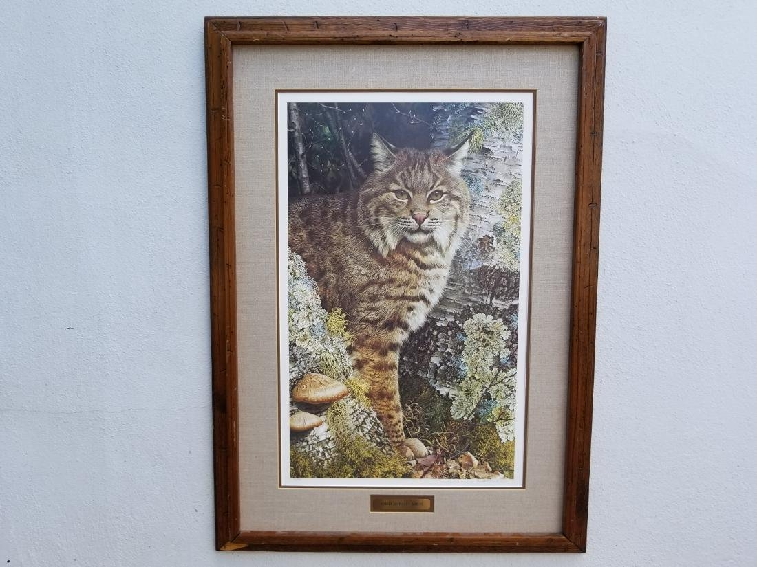 Carl Brenders Signed and Numbered Art Print
