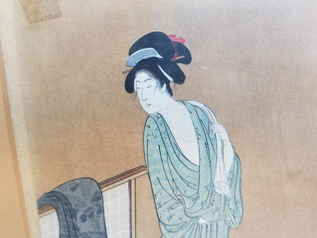 Japanese Artist HANABUSA ICCHO - 3