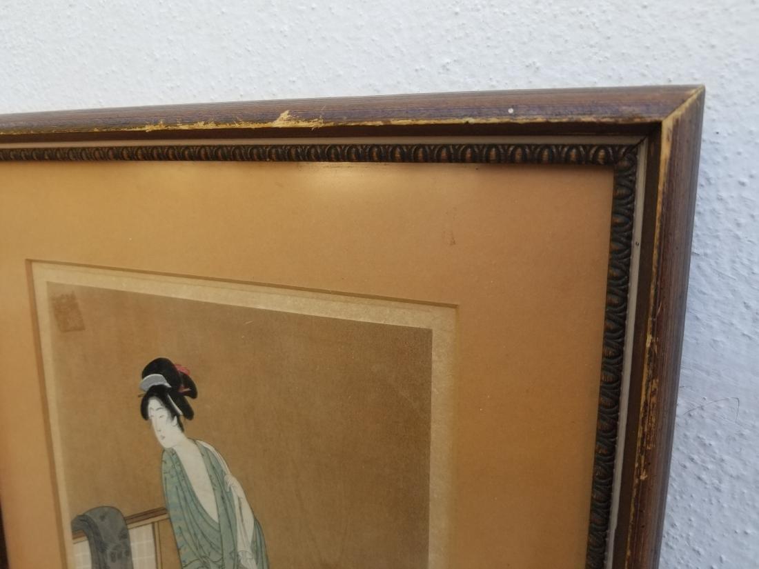 Japanese Artist HANABUSA ICCHO - 4