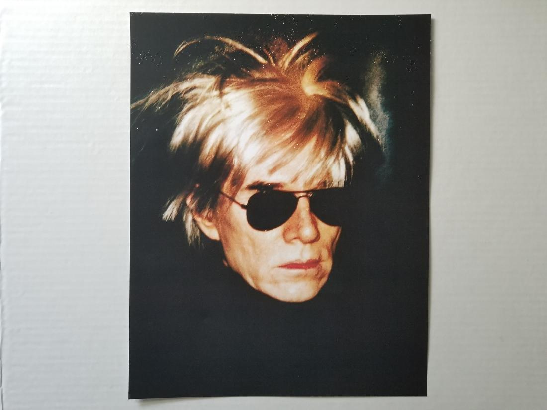 Andy Warhol Fine Art Print