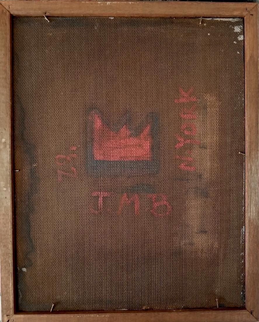Jean-Michel Basquiat/Brooklyn (1960-1988) - 2