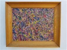 Jackson Pollock 1951 Painting