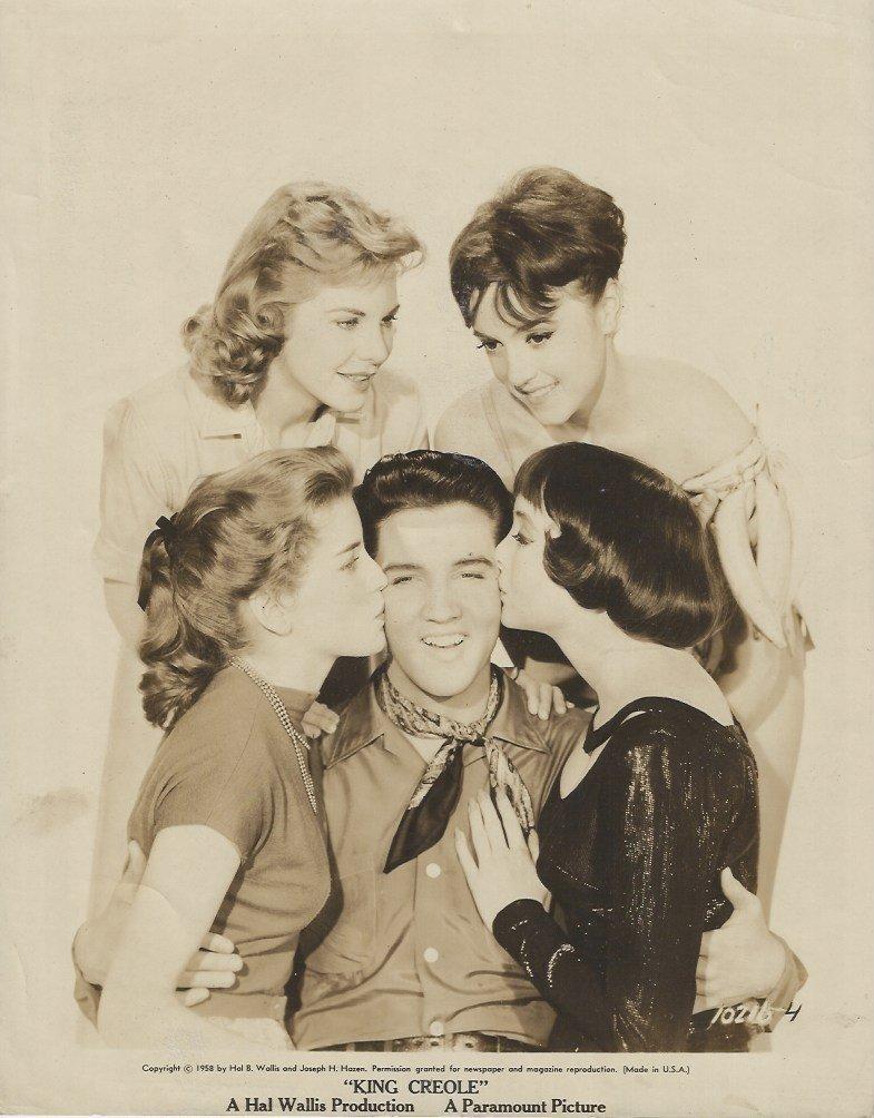 Elvis Presley King Creole Original Photo