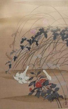 Japanese Artist HANABUSA ICCHO