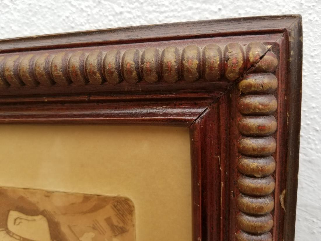 Ruben Monsalve Original Engraving Signed And Numbered - 5
