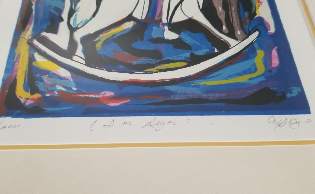 Original Art -Los Tres Reyes- Limited edition - 3